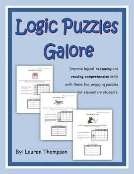 Logic and critical thinking exercises