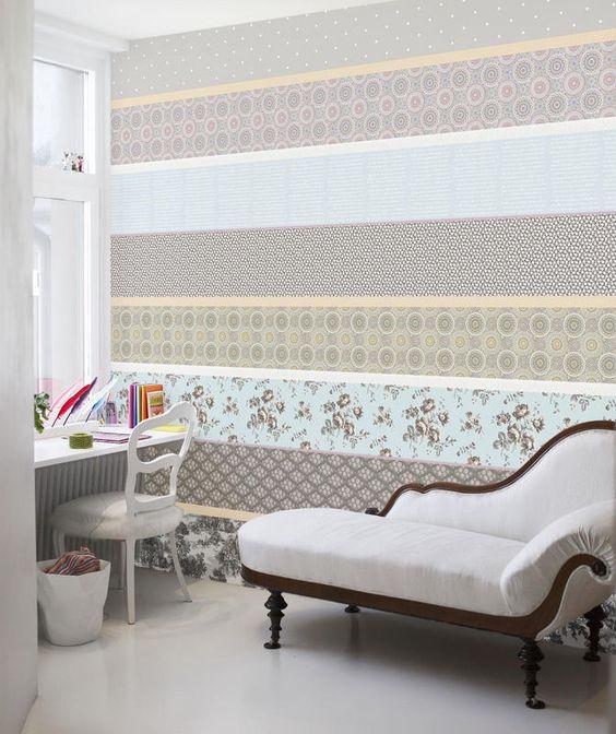 wallpaper from Mr. Perswall * irideeën *