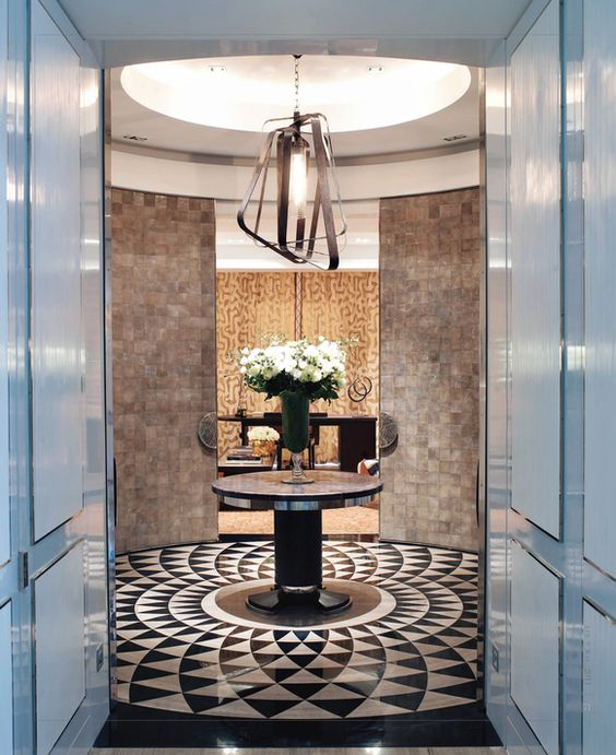 What an amazing entrance hall!