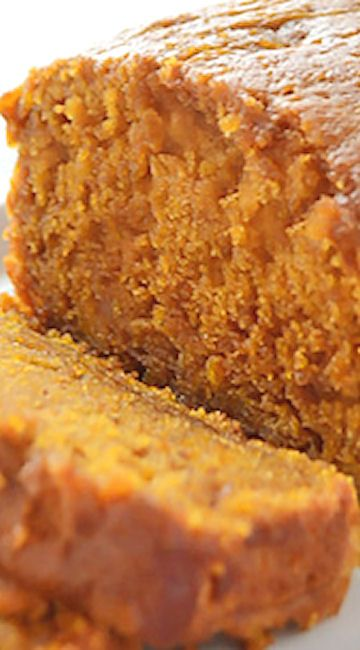 Moist pumpkin bread, Pumpkin bread and Breads on Pinterest