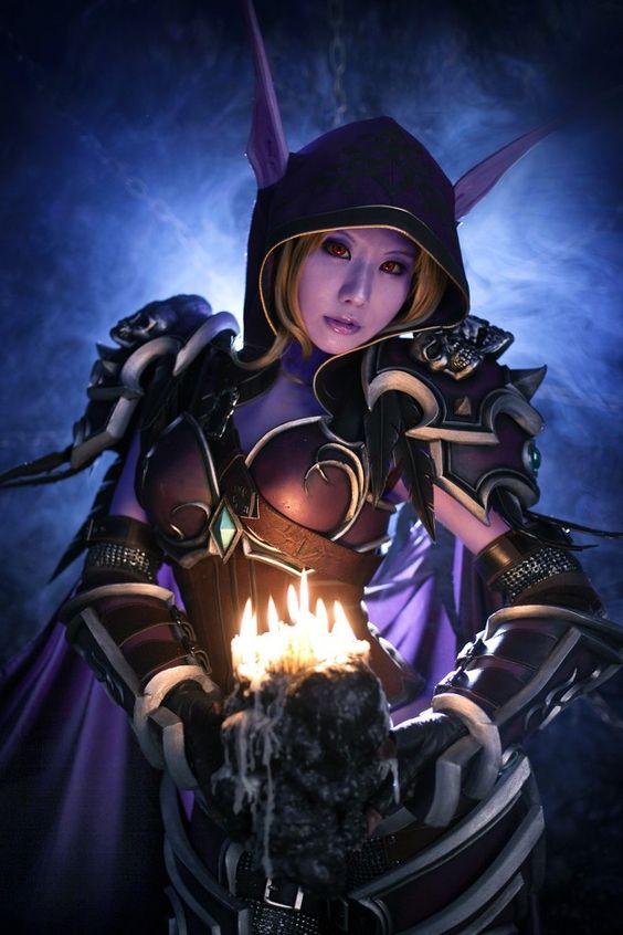 [BLIZZARD] World of Warcraft : Legion – Sylvanas Windrunner | Spiral Cats