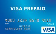 Prepaid card to put your vacay $ on