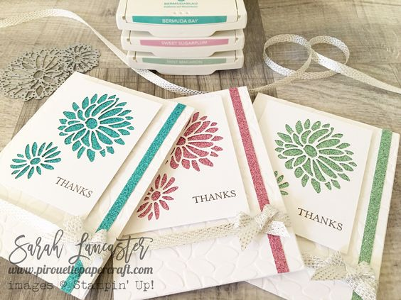 new glimmer paper coming 21 feb 2017 with sale-a-bration from #stampinup for more info visit www.pirouettepapercraft.com Sarah Lancaster: