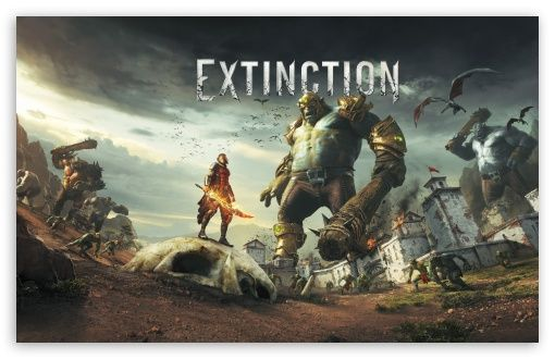 Download Extinction Game 2018 Hd Wallpaper With Images Xbox