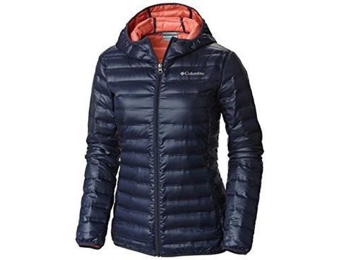 Columbia Sportswear Womens Flash Forward Hooded Down Jacket