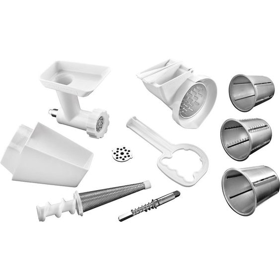 Attractive Kitchenaid Fppa Mixer Attachment Pack For Stand Mixers #3: Amazon.com: KitchenAid FPPA Mixer Attachment Pack For Stand Mixers: Kitchen U0026amp; Dining
