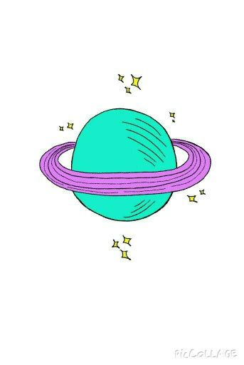 planet saturn cute - photo #42