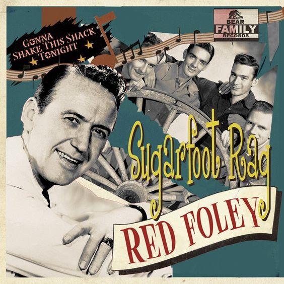 Red Foley - Sugarfoot Rag/Gonna Shake This Shack Tonight