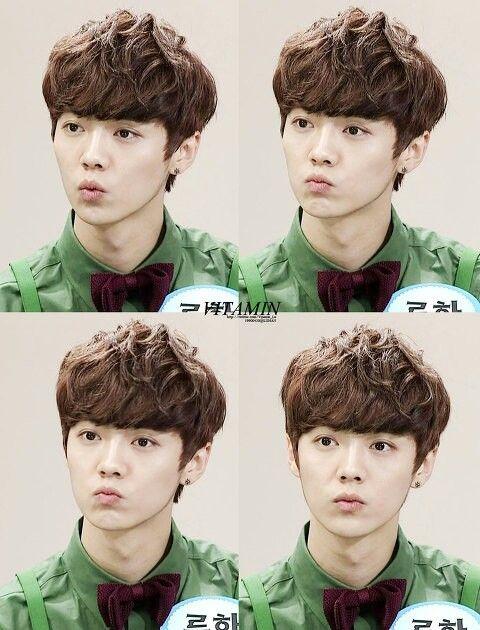 Cute!! Luhan