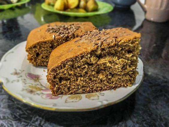 Готовый медовый пирог. Фото Жени Шведы