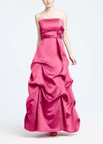 Our bridesmaid dresses for Melissa's wedding. GORGEOUS!! This style but in Apple Red. LOVE.