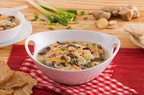 Misoa Jamur Udang Royco Resep Resep Makanan Jamur Makan Malam
