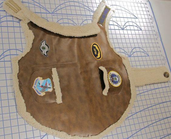 Canada Goose montebello parka sale official - how-to-make-a-dog-bomber-jacket | Crafts | Pinterest | Bomber ...