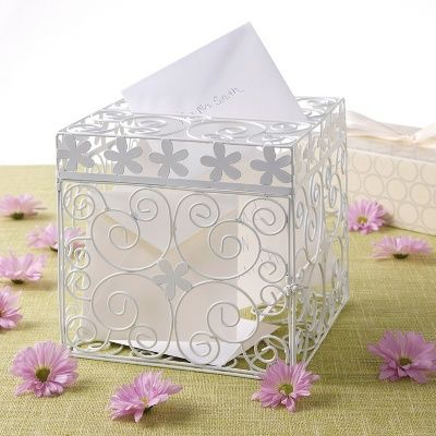 ... envelopes wedding gift card box card boxes floral design wedding gifts