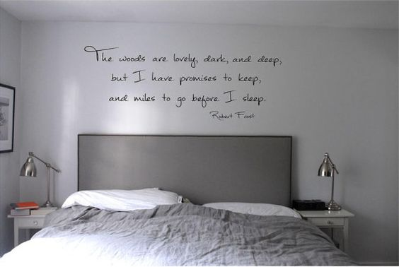 Best The Woods Are Lovely Dark And Deep Robert Frost Quote 400 x 300