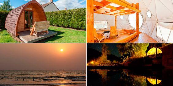 9 lugares fantásticos pra quem curte acampar sem abrir mão do conforto | Nômades Digitais