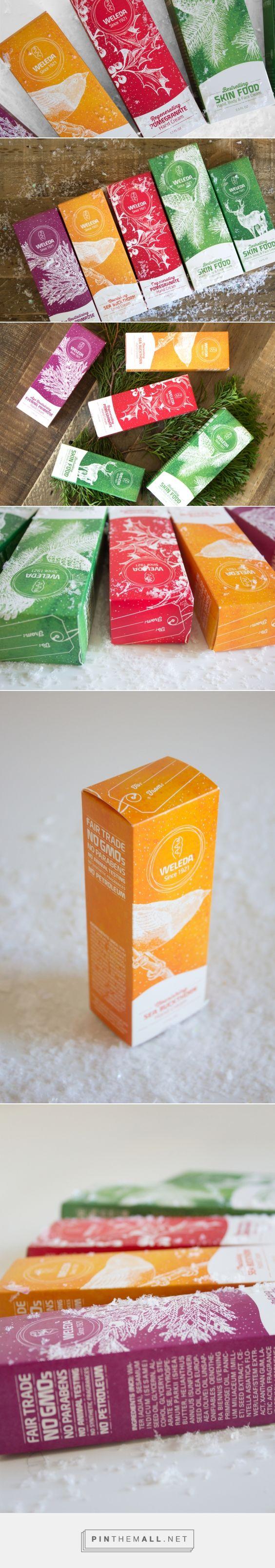 Weleda North America Holiday Packaging /  BRIGADE