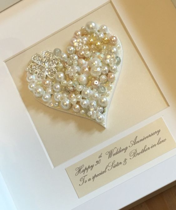 Gifts For A Pearl Wedding Anniversary: Pearl Wedding Anniversary Gifts, Wedding Anniversary Gifts