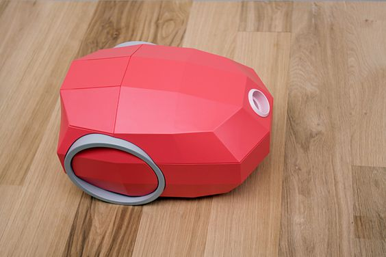 Noch mal Design und Staubsauger:  sisselwincent:  Vacuum cleaners by Kristoffer Olsson