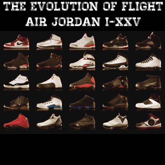 air jordan all shoes