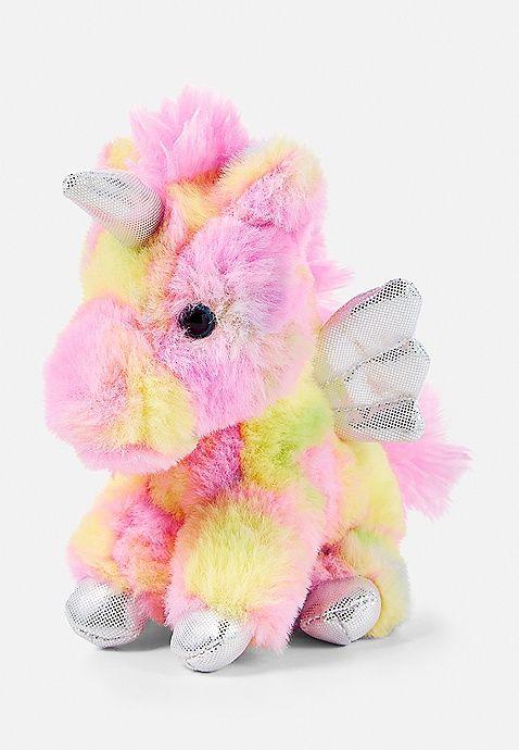 Pet Shop Unicorn Justice Unicorn Stuffed Animal Pet Shop