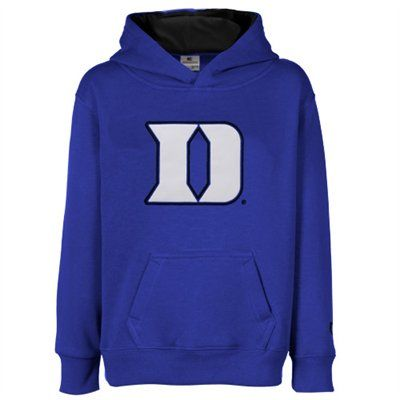 Duke Blue Devils Preschool Duke Blue Automatic Hoodie Sweatshirt - #FanaticsWishList