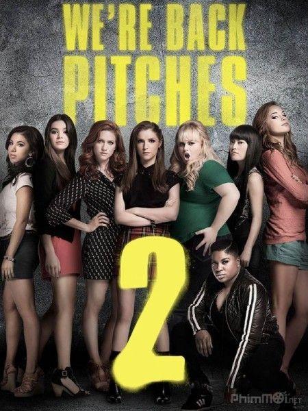 Phim Những cô nàng cá tính 2 (Sự nổi loạn hoàn hảo 2)