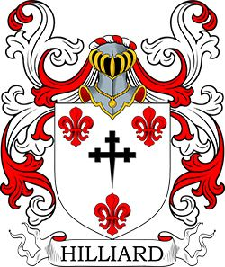 Hilliard Coat of Arms