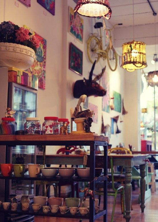 Top ten cafés in Palermo, Buenos Aires | Bridges and Balloons | Travel tips and inspiration from two digital nomads