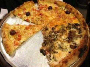 Tudo Sempre Acaba em Pizza... - Mascarpone e Chocolate