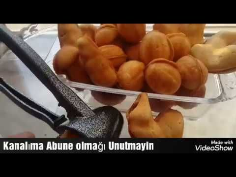 Qoz Sirniyyati En Asan Usulla Youtube Food Fruit Peach