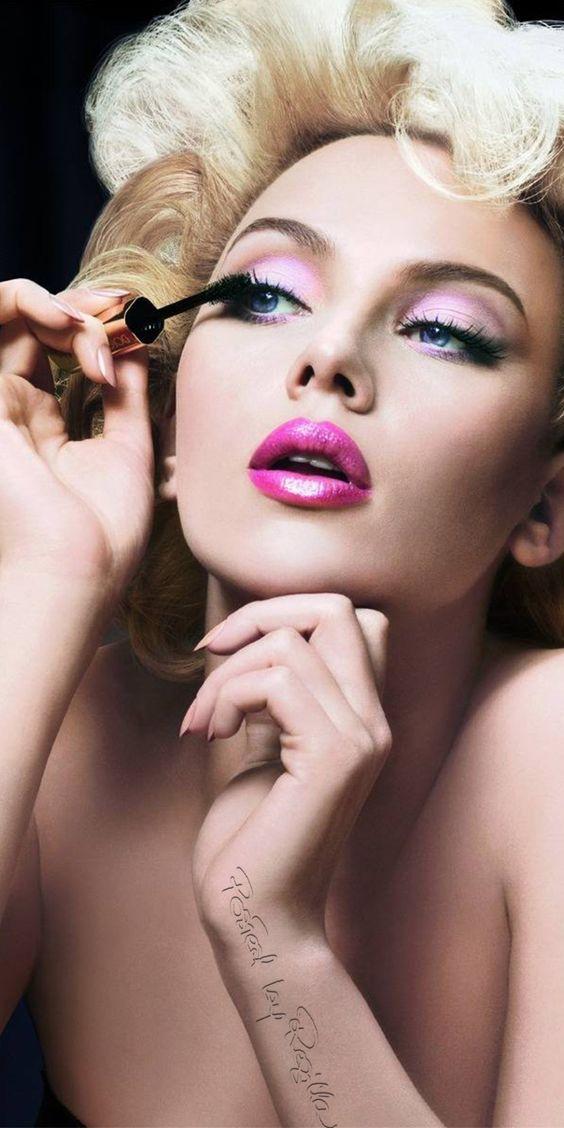 Regilla ⚜ pink makeup