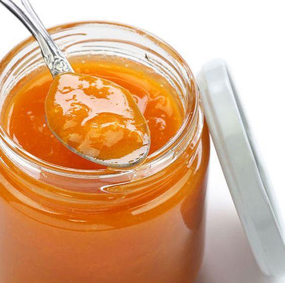 Con esta misma receta de mermelada de albaricoques puedes - Como hacer melocoton en almibar ...