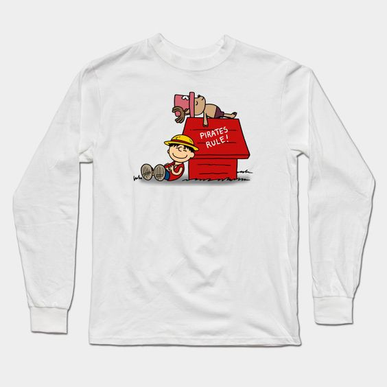 One Piece Nuts Long Sleeve T-Shirt