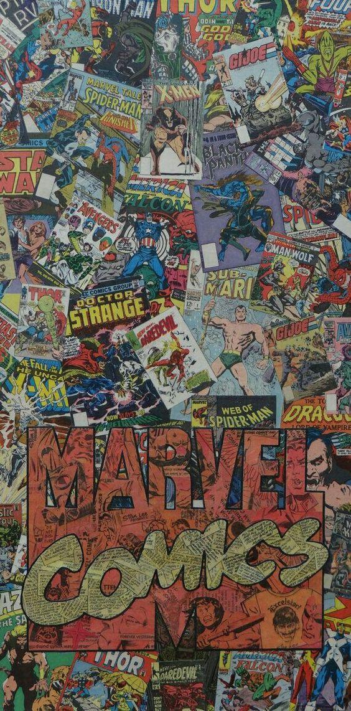 Quadrinhos Marvel Wallpaper