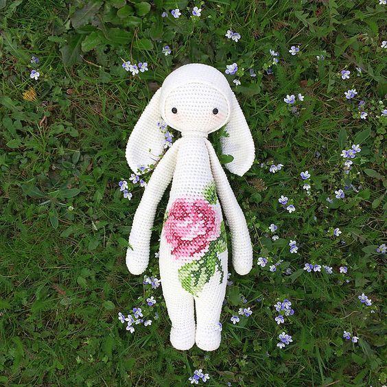 free lalylala amigurumi patterns - slubne-suknie.info | 564x564