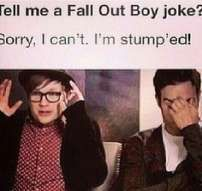 Pin By Archie On Cool In 2020 Fall Out Boy Memes Fall Out Boy Boys