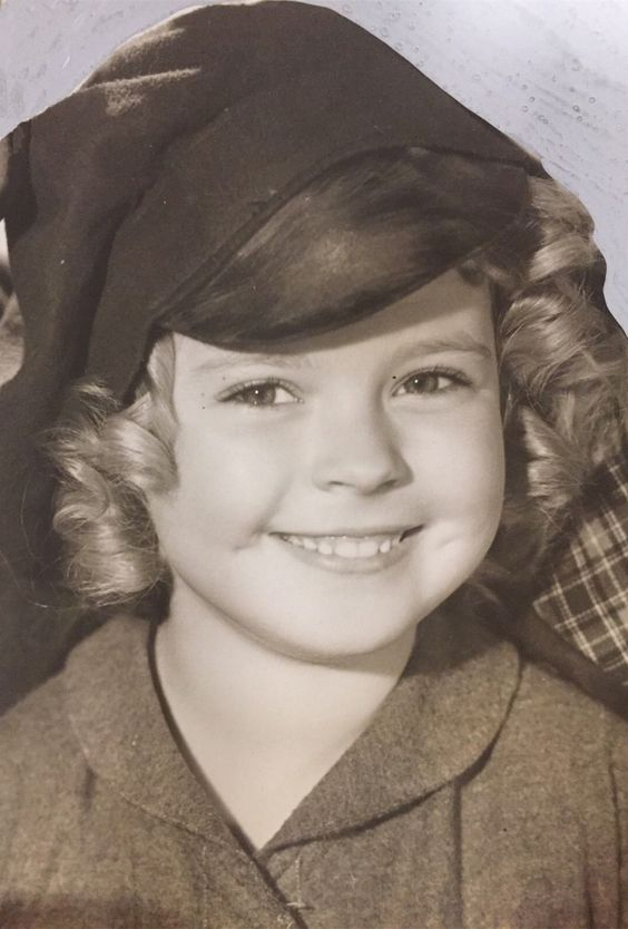 1930s Shirley Temple, love her smile and dimples,