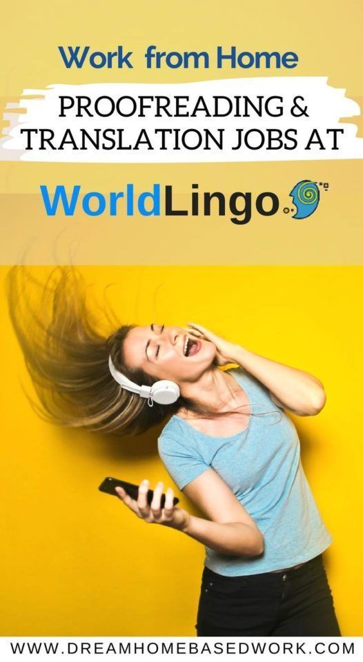 World Lingo A Legitimate Place To Find Freelance Translator Jobs Work From Home Moms Successful Home Business Freelance Translator