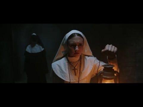 فيلم رعب Curse Of Nun Nuns Nun Dress