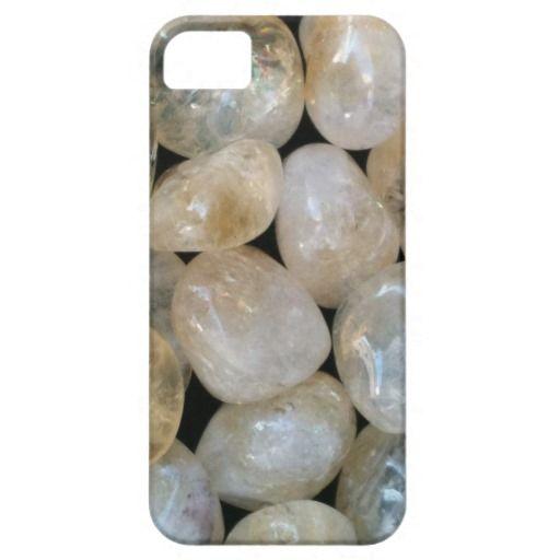 Citrine Tumblestones iPhone 5 Case