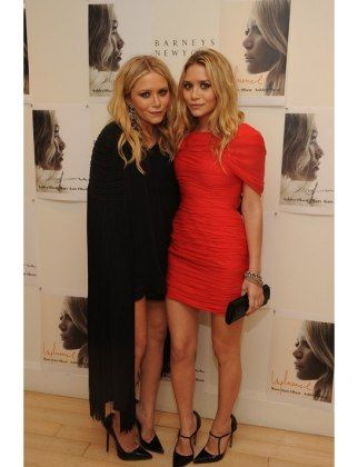 26 of Mary-Kate & Ashley Olsen's Most Memorable Outfits : Lucky Magazine