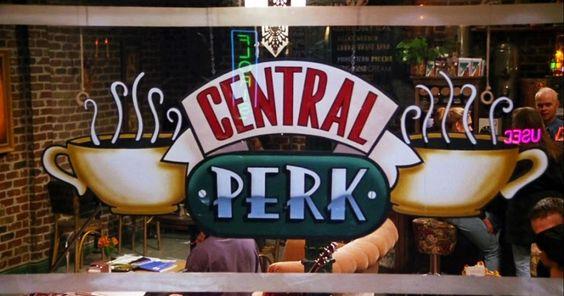Central Perk de Friends em Nova York #viagem #ny #nyc #ny #novayork