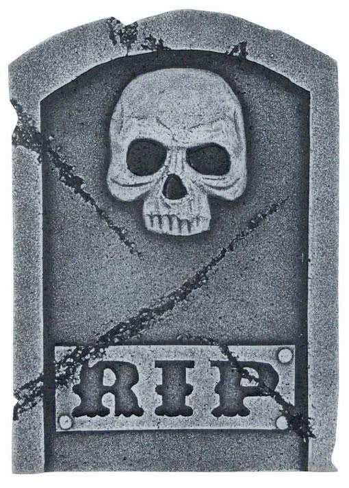 Halloween Deko Shopch.Grabstein Rip Skull 40 Cm Halloween Deko Horror Shop Com Halloween Grabsteine Grusel Dekoration Halloween Deko Horror