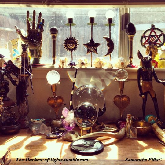 Pagan Home Decor: Posts, Altars And Diaries On Pinterest