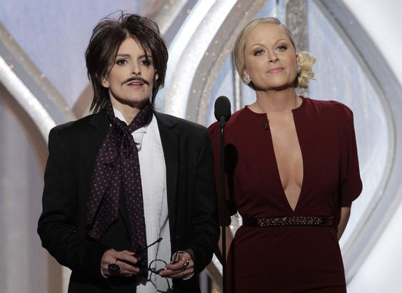 Golden Globes 2013: Tina Fey and Amy Poehler are fearless and funny