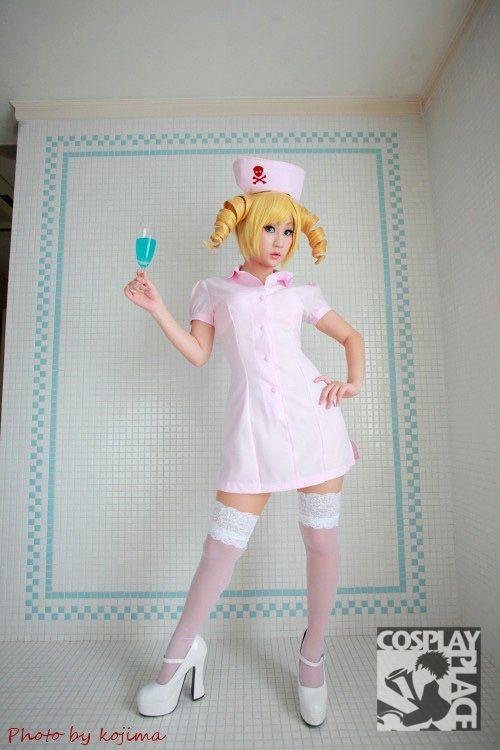 Cosplay By Koyuki As Catherine from Catherine Video Game ...