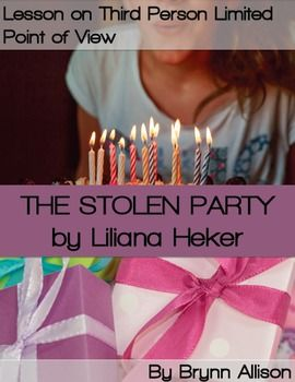 the stolen get together liliana heker essays