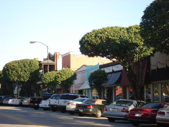 Downtown Fairhope AL Memories Of Mobile Pinterest