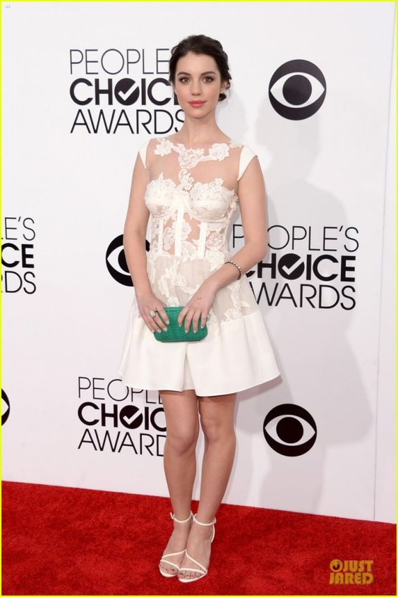 People's choice awards 2014 :Adelaide Kane